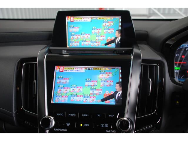 RSアドバンス 純正SDナビ フルセグ Bluetooth DVD バックモニター ビルトインETC ドラレコ ステリモ トヨタセーフティセンス レーンキープ レーダークルーズ オートマチックハイビーム サンルーフ(10枚目)
