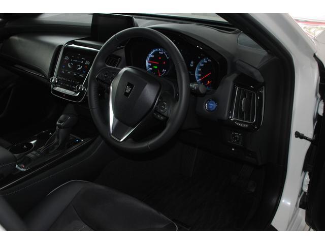 RSアドバンス 純正SDナビ フルセグ Bluetooth DVD バックモニター ビルトインETC ドラレコ ステリモ トヨタセーフティセンス レーンキープ レーダークルーズ オートマチックハイビーム サンルーフ(49枚目)