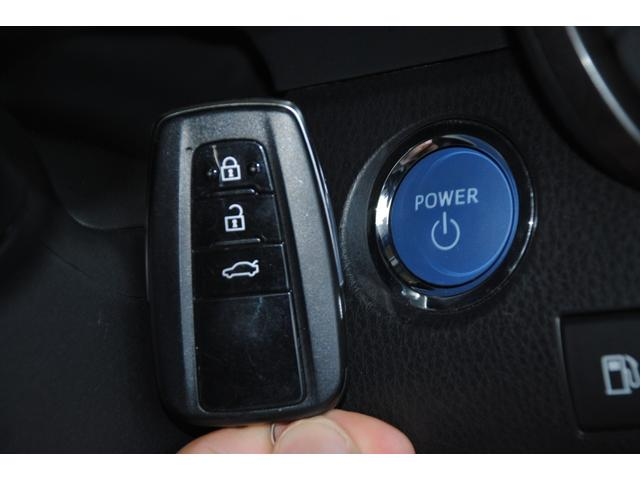 Gレザーパッケージ 純正SDナビ フルセグ ブルーレイ Bluetooth ステリモ バックモニター 黒レザーシート パワーシート シートヒーター モデリスタエアロ トヨタセーフティセンス レーンキープ(15枚目)