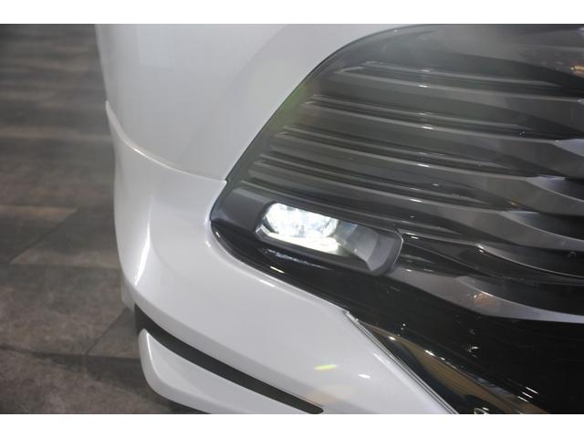 Gレザーパッケージ 純正SDナビ フルセグ ブルーレイ Bluetooth ステリモ バックモニター 黒レザーシート パワーシート シートヒーター モデリスタエアロ トヨタセーフティセンス レーンキープ(37枚目)