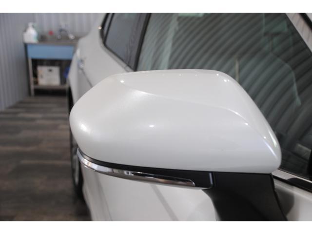 Gレザーパッケージ 純正SDナビ フルセグ ブルーレイ Bluetooth ステリモ バックモニター 黒レザーシート パワーシート シートヒーター モデリスタエアロ トヨタセーフティセンス レーンキープ(40枚目)