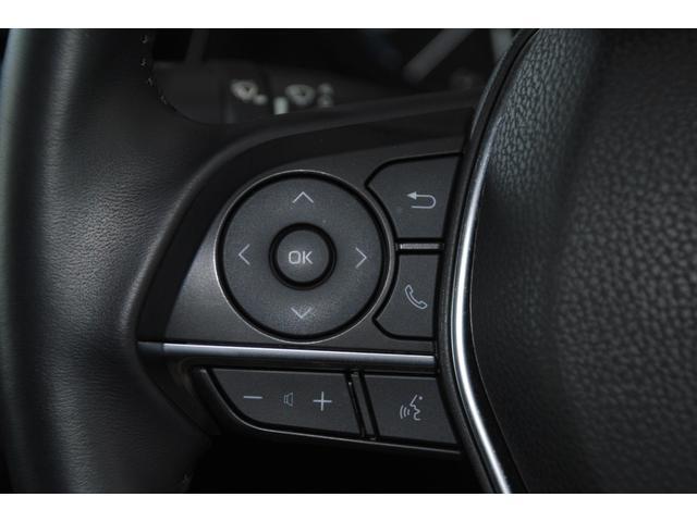 Gレザーパッケージ 純正SDナビ フルセグ ブルーレイ Bluetooth ステリモ バックモニター 黒レザーシート パワーシート シートヒーター モデリスタエアロ トヨタセーフティセンス レーンキープ(46枚目)