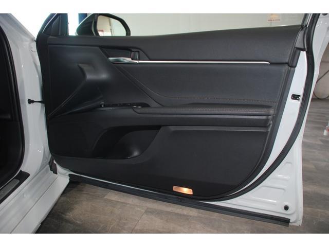 Gレザーパッケージ 純正SDナビ フルセグ ブルーレイ Bluetooth ステリモ バックモニター 黒レザーシート パワーシート シートヒーター モデリスタエアロ トヨタセーフティセンス レーンキープ(51枚目)