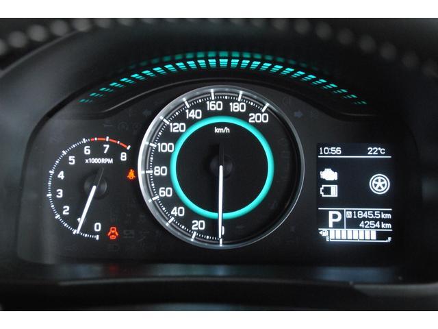 Fリミテッド 新品社外SDナビ フルセグ DVD Bluetooth ステリモ 全方位モニター デュアルカメラブレーキサポート レーンキープ クルコン パドルシフト 本革巻ステアリング LEDオートライト(24枚目)