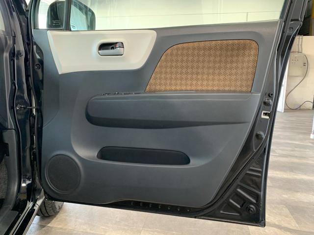 X 純正SDナビ フルセグ CD プッシュスタート インテリキー オートエアコン レザー調シートカバー ETC アイドリングストップ ウインカーミラー 純正14インチアルミ フロアマット(47枚目)