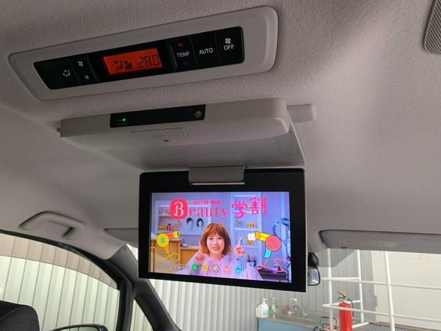 ハイブリッドG ワンオーナー 純正9インチSDナビ フルセグ 走行中OK DVD Bluetooth SD録音 バックモニター リアフリップダウンモニター トヨタセーフティセンス レーンキープ 両側電動スライドドア(11枚目)