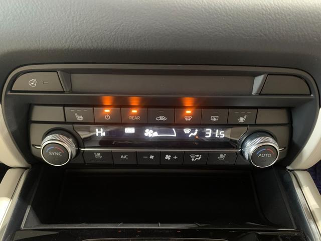 XD エクスクルーシブモード 純正ナビ フルセグ CD DVD 360ビューモニター パワーバックドア サンルーフ 白レザーシート エアーシート ハンドルヒーター LED パワーシート スマートブレーキサポート BOSEサウンド(14枚目)