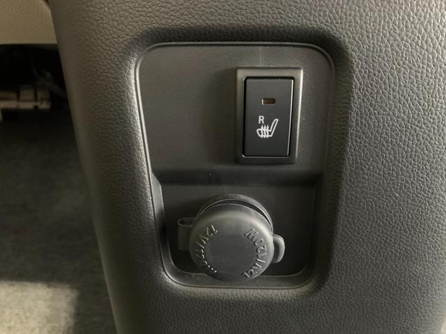 ハイブリッドFX 新品社外SDナビ フルセグ DVD Bluetooth バックモニター デュアルセンサーブレーキサポート レーンキープ 運転席シートヒーター HUD オートエアコン プッシュスタート スマートキー(13枚目)