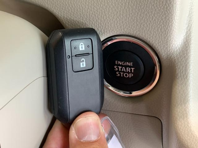 ハイブリッドFX 新品社外SDナビ フルセグ DVD Bluetooth バックモニター デュアルセンサーブレーキサポート レーンキープ 運転席シートヒーター HUD オートエアコン プッシュスタート スマートキー(15枚目)