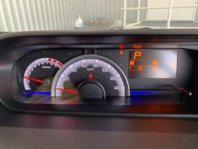 ハイブリッドFX 新品社外SDナビ フルセグ DVD Bluetooth バックモニター デュアルセンサーブレーキサポート レーンキープ 運転席シートヒーター HUD オートエアコン プッシュスタート スマートキー(21枚目)