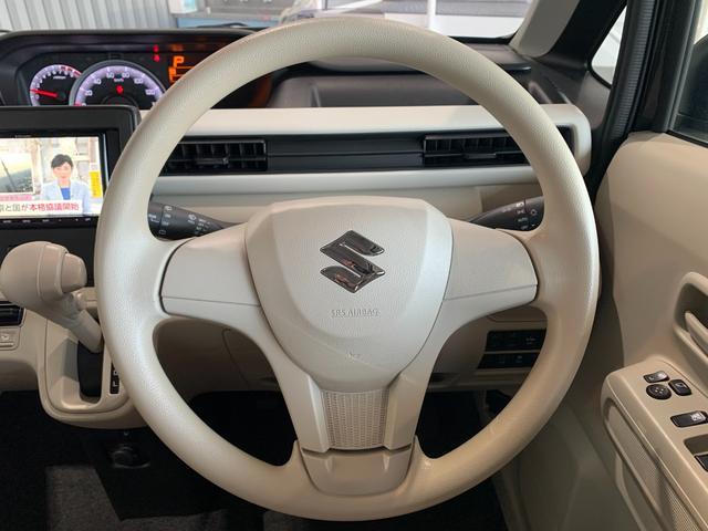 ハイブリッドFX 新品社外SDナビ フルセグ DVD Bluetooth バックモニター デュアルセンサーブレーキサポート レーンキープ 運転席シートヒーター HUD オートエアコン プッシュスタート スマートキー(30枚目)