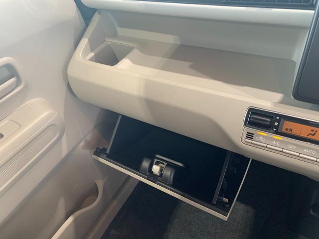 ハイブリッドFX 新品社外SDナビ フルセグ DVD Bluetooth バックモニター デュアルセンサーブレーキサポート レーンキープ 運転席シートヒーター HUD オートエアコン プッシュスタート スマートキー(45枚目)