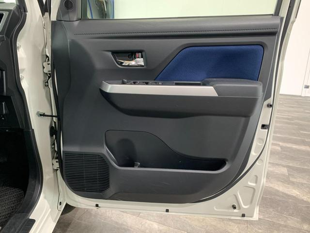 カスタムG S ワンオーナー 純正9インチSDナビ フルセグ 走行中OK DVD Bluetooth SD録音 両側電動 LEDオートライト ビルトインETC 前席シートヒーター クルコン 本革巻ステア スマアシ2(50枚目)