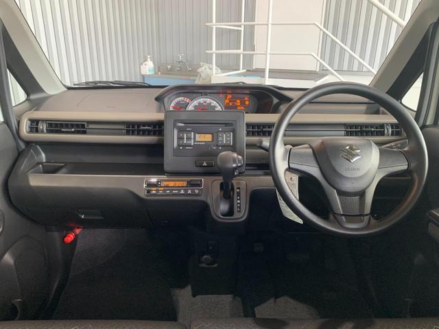 ハイブリッドFX 純正CD デュアルセンサーブレーキサポート レーンキープ プッシュスタート スマートキー アイドリングストップ 後退時ブレーキサポート 運転席シートヒーター オートエアコン オートライト(7枚目)