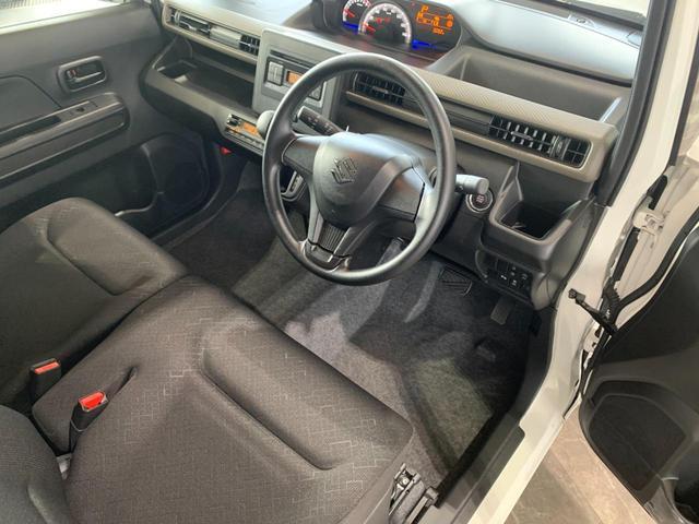 ハイブリッドFX 純正CD デュアルセンサーブレーキサポート レーンキープ プッシュスタート スマートキー アイドリングストップ 後退時ブレーキサポート 運転席シートヒーター オートエアコン オートライト(50枚目)