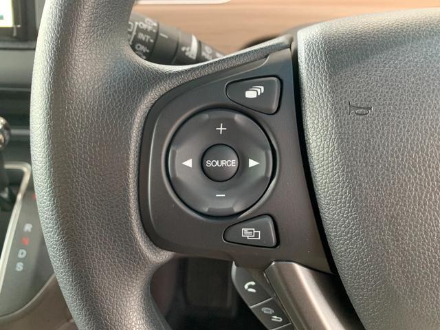 G・ホンダセンシング 登録済未使用車 新品社外SDナビ フルセグ DVD Bluetooth バックモニター ホンダセンシング レーンキープ スマートキー 両側パワースライド クルコン ビルトインETC オートライト(39枚目)