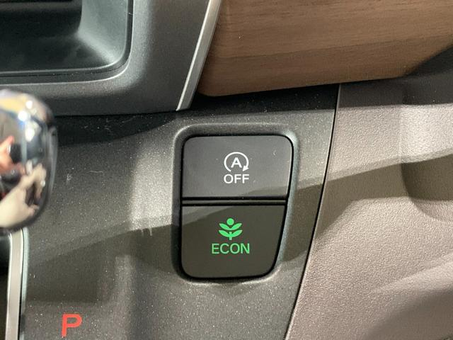 G・ホンダセンシング 登録済未使用車 新品社外SDナビ フルセグ DVD Bluetooth バックモニター ホンダセンシング レーンキープ スマートキー 両側パワースライド クルコン ビルトインETC オートライト(40枚目)