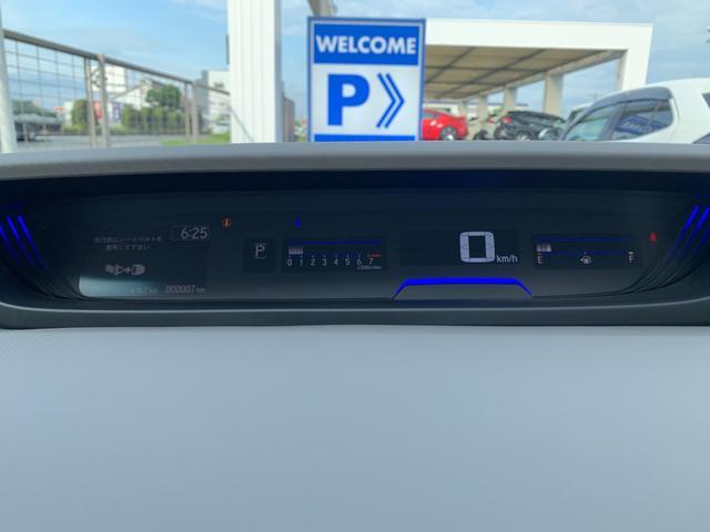 G・ホンダセンシング 登録済未使用車 新品社外SDナビ フルセグ DVD Bluetooth バックモニター ホンダセンシング レーンキープ スマートキー 両側パワースライド クルコン ビルトインETC オートライト(53枚目)