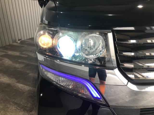 G・Lパッケージ 新品社外SDナビ フルセグ DVD Bluetooth ステリモ バックモニター プッシュスタート スマートキー HIDオートライト 電動スライドドア オートエアコン ドラレコ ウィンカーミラー(12枚目)