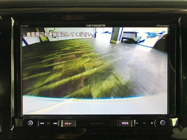G・Lパッケージ ワンオーナー 社外8インチSDナビ フルセグ DVD Bluetooth バックモニター プッシュスタート スマートキー HIDオートライト クルコン ETC 社外ドラレコ 黒合皮ハーフレザーシート(10枚目)