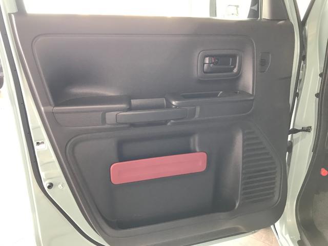 ハイブリッドG 新品社外SDナビ フルセグ DVD Bluetooth バックモニター プッシュスタート スマートキー スズキセーフティサポート レーンキープ リアセンサー オートエアコン オートライト 電格ミラー(39枚目)