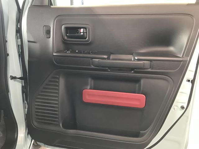 ハイブリッドG 新品社外SDナビ フルセグ DVD Bluetooth バックモニター プッシュスタート スマートキー スズキセーフティサポート レーンキープ リアセンサー オートエアコン オートライト 電格ミラー(47枚目)