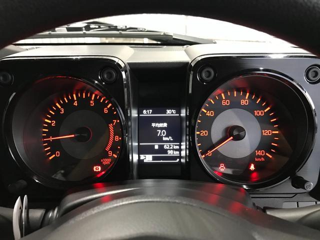 XL ワンオーナー 新品社外SDナビ フルセグ DVD Bluetooth バックモニタ- スズキセーフティサポート プッシュスタート スマートキー オートエアコン 前席シートヒーター オートライト(48枚目)