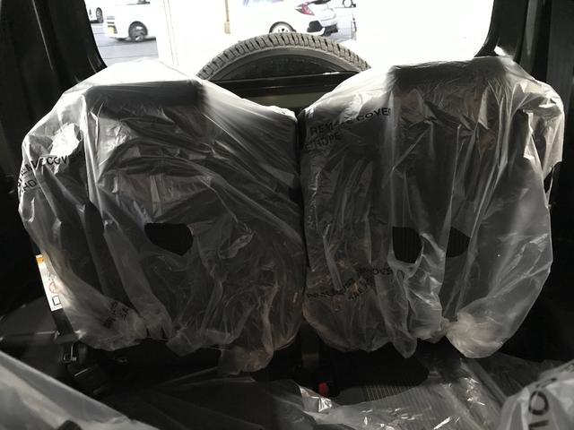 XL ワンオーナー 新品社外SDナビ フルセグ DVD Bluetooth バックモニタ- スズキセーフティサポート プッシュスタート スマートキー オートエアコン 前席シートヒーター オートライト(51枚目)