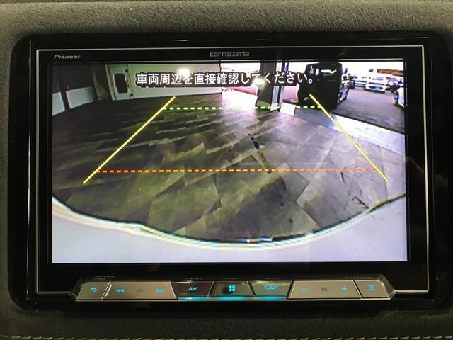 ハイブリッドRS・ホンダセンシング カロッツェリア8インチナビ フルセグ DVD Bluetooth バックモニター ホンダセンシング レーンキープ クルコン プッシュスタート 黒合皮レザーシート シートヒーター ETC パドルシフト(11枚目)
