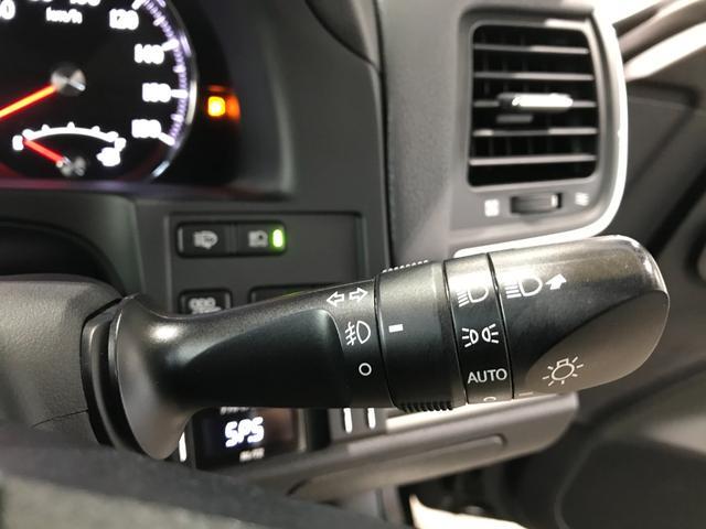 アスリートG 純正HDDナビ フルセグ DVD バックカメラ 黒レザーシート エアシート パワーシート BLITZ車高調 純正有 TOMSマフラー 純正有 クルコン ETC リア電動サンシェード エンジンスターター(50枚目)