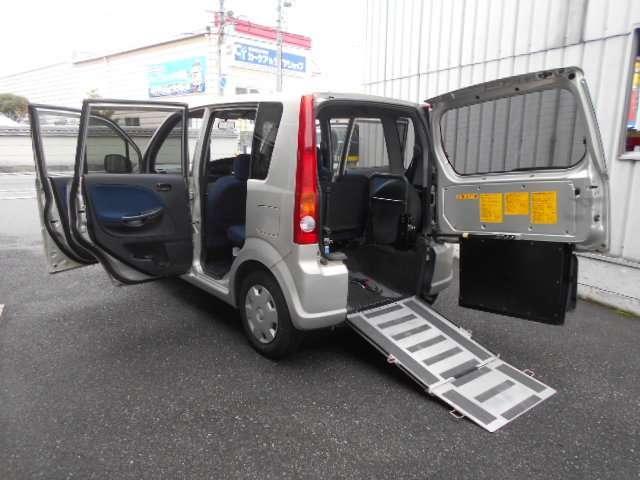 スローパー 福祉車両 車椅子移動車(3枚目)