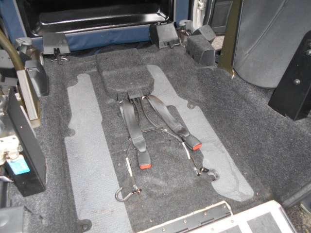 スローパー 福祉車両 車椅子移動車(10枚目)