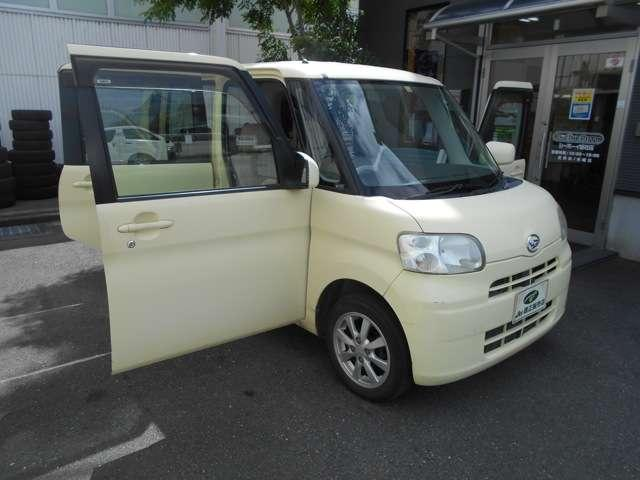 「ダイハツ」「タント」「コンパクトカー」「岡山県」の中古車8