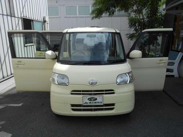 「ダイハツ」「タント」「コンパクトカー」「岡山県」の中古車11