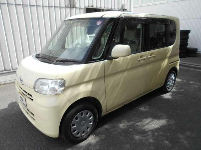 「ダイハツ」「タント」「コンパクトカー」「岡山県」の中古車5