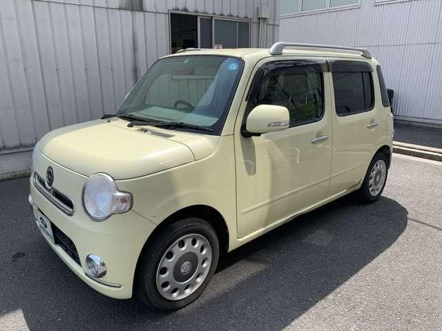 「ダイハツ」「ミラココア」「軽自動車」「岡山県」の中古車8