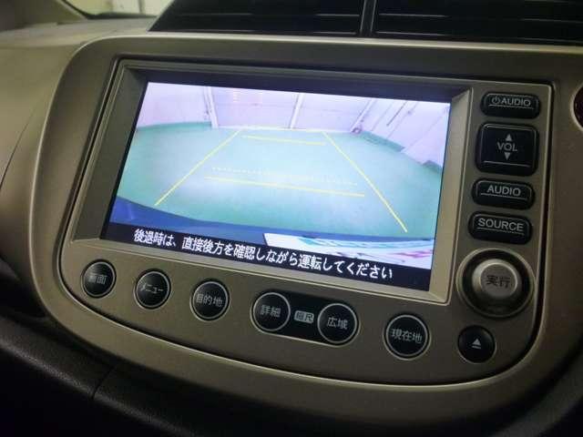 ホンダ フィットハイブリッド ナビプレミアムセレクション HDDナビ・HID・ETC