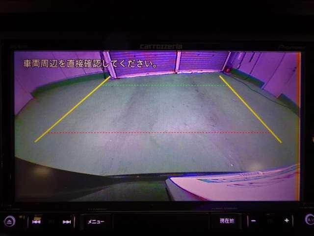 RS 社外ナビ バックカメラ(6枚目)
