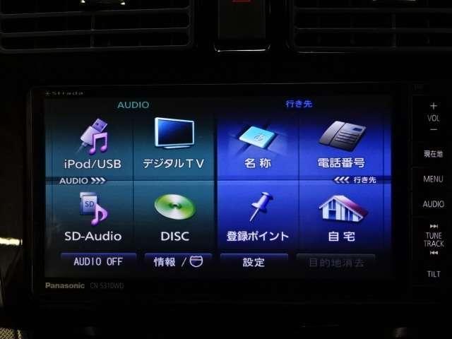 カスタムRS ワンオーナー 社外ナビ アルミ エコアイドル フルセグ ナビTV CD メモリーナビ スマートキー ターボ車 1オーナー DVD アルミホイール 盗難防止システム ABS付 LEDライト(6枚目)
