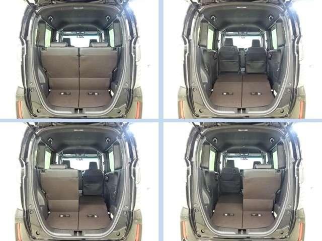 G・Lターボホンダセンシング ワンオーナー オーディオレス 両電動ドア キーフリー ワンオーナ ESC LEDヘッド ターボ車 クルコン ETC スマートキー アルミ ベンチシート アイドリングストップ 盗難防止装置 ABS(12枚目)