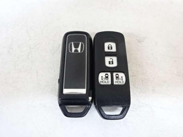 G・Lターボホンダセンシング ワンオーナー オーディオレス 両電動ドア キーフリー ワンオーナ ESC LEDヘッド ターボ車 クルコン ETC スマートキー アルミ ベンチシート アイドリングストップ 盗難防止装置 ABS(20枚目)