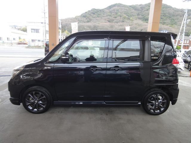 ブラック&ホワイトII-DJE レーダーブレーキサポートII 両側電動スライドドア 寒冷地仕様 ディスチャージヘッドライト プッシュスタート&スマートキー 両席シートヒーター ユーザー様買取者(5枚目)