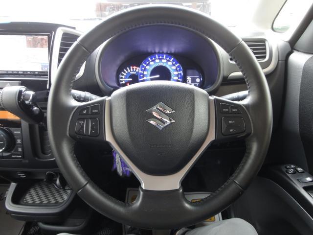 ブラック&ホワイトII-DJE レーダーブレーキサポートII 両側電動スライドドア 寒冷地仕様 ディスチャージヘッドライト プッシュスタート&スマートキー 両席シートヒーター ユーザー様買取者(12枚目)