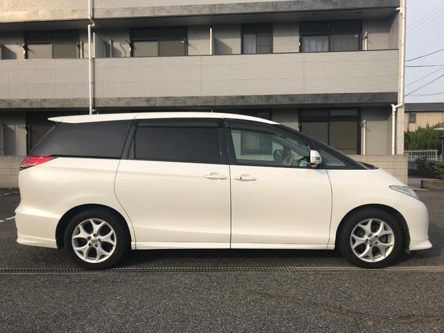 「トヨタ」「エスティマ」「ミニバン・ワンボックス」「岡山県」の中古車40