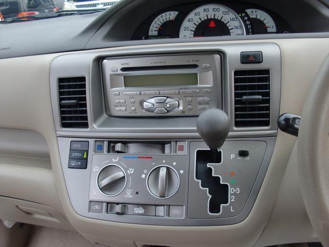 トヨタ ラウム ベースグレード 左オートスライドドア キーレス CDデッキ