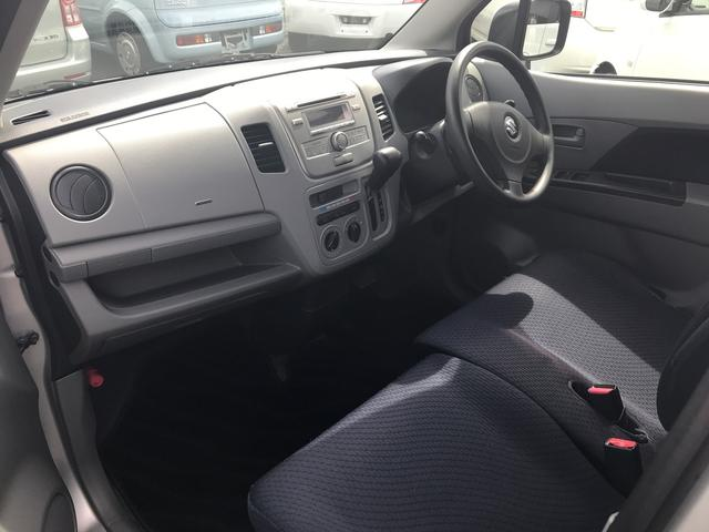 スズキ ワゴンR FX 軽自動車 AT エアコン 4人乗り 衝突安全ボディ