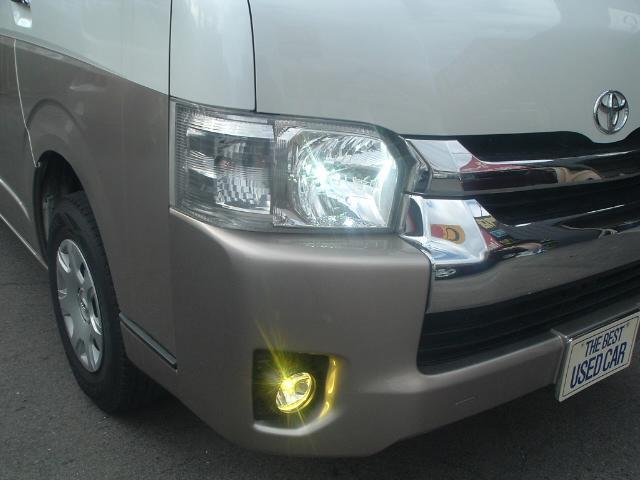 グランドキャビン 純正SDナビフルセグ Bモニタ- 4WD(17枚目)