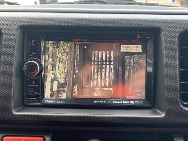 ターボRS クラリオンナビ ワンセグTV バックモニター(9枚目)