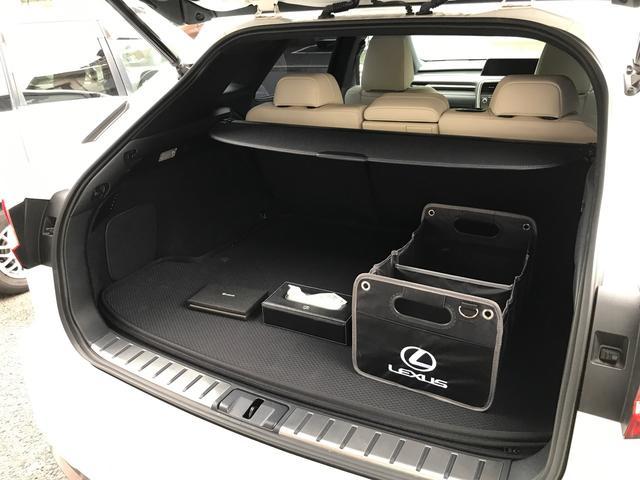「レクサス」「RX」「SUV・クロカン」「岡山県」の中古車40