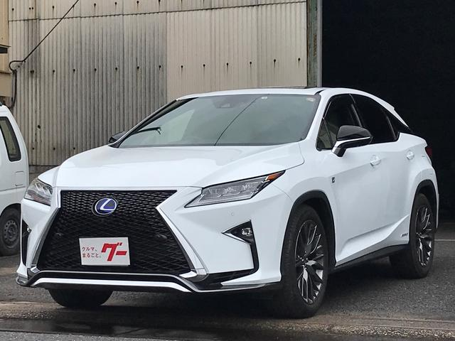 「レクサス」「RX」「SUV・クロカン」「岡山県」の中古車46